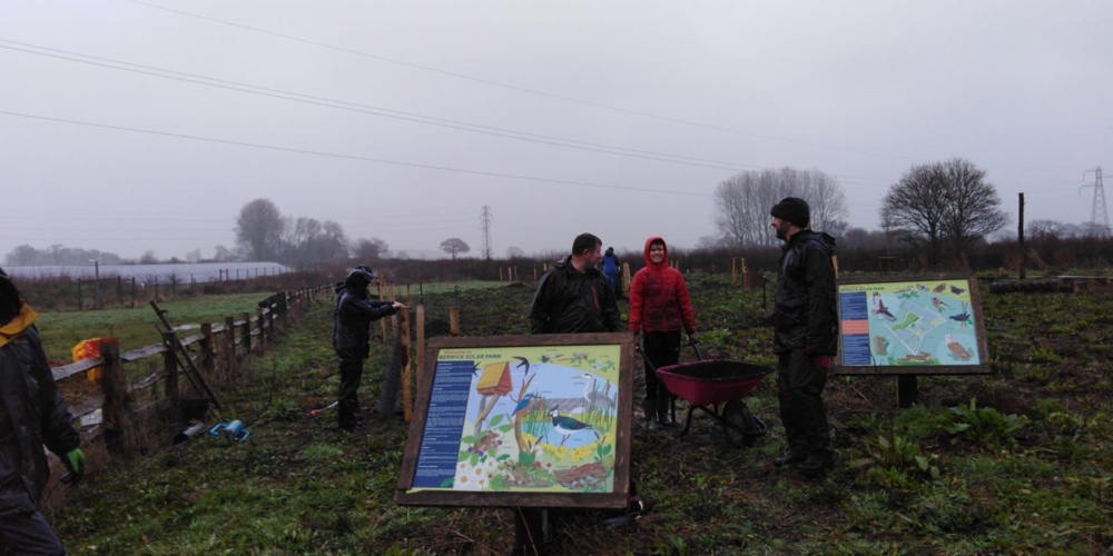 Berwick orchard plant Dec18